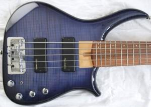 bass guitar rental