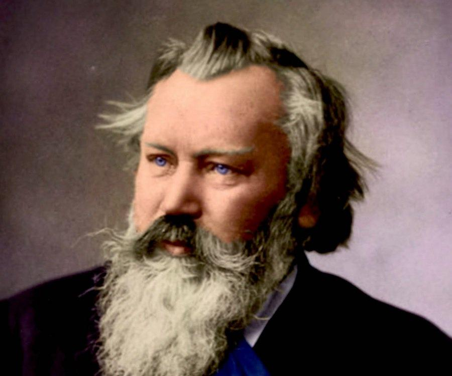brahms still represents an inspiration to young composers Johannes brahms schicksalslied, op franz liszt, one of the most literate composers who ever lived which represents the suffering individual.