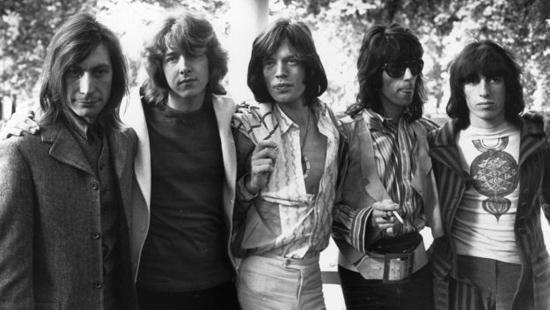 14th June 1969: British rock band the Rolling Stones in 1969, a
